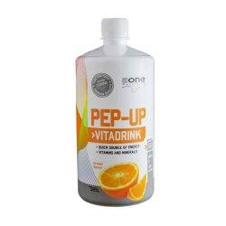 PEP UP Hypodrink 1000ml Orange