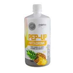 PEP UP Hypodrink 1000ml Ananas