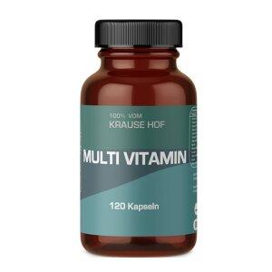 Multivitamin Kapseln Bio Krause Hof