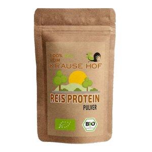 Reisprotein Bio - Natural