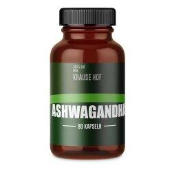 Ashwagandha Extrakt 90 Kapseln