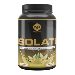WHEY Isolate Complete