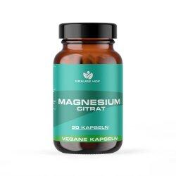 Magnesium Citrat 90 Kapseln