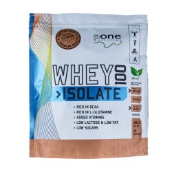 Whey 100 Isolate Vanille 500g
