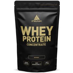 Peak Whey Protein Concentrat 1000g