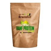 Hanf Protein 500g  BIO Krause Hof