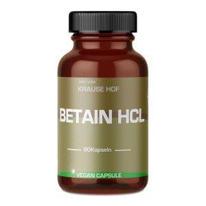 Betain HCL 90 Kapseln