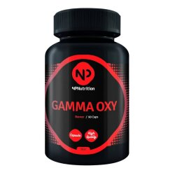 Gamma OXY Fatburner 90 Kapseln