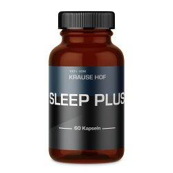 Sleep Plus -  besser schlafen, Vegan