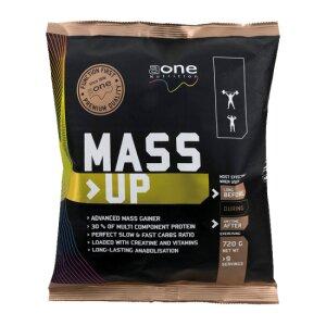 Mass Up Schokolade 720g
