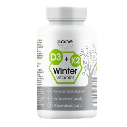 Winter Vitamins D3+K2