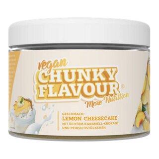 Lemon-Cheesecake ( vegan )
