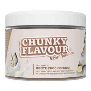Weiße Schokolade-Kokosnuss